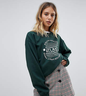 Daisy Street Atlanta sweatshirt