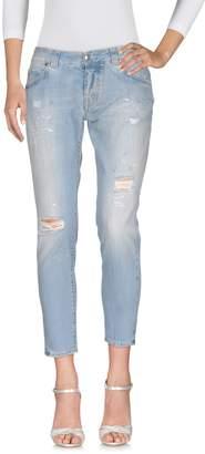 (+) People + PEOPLE Denim pants - Item 42635930WK