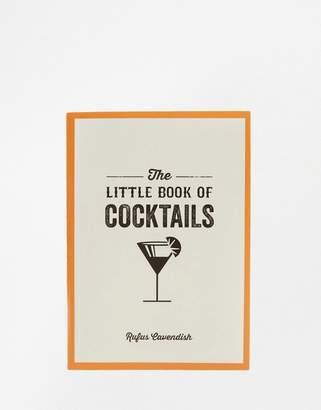 Books The Little Book of Cocktails Book