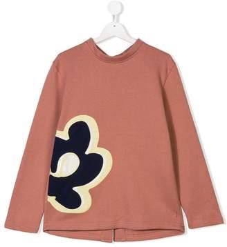 Marni TEEN flower print blouse