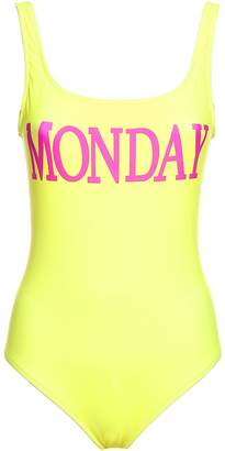 Alberta Ferretti Monday Lycra Swimsuit