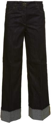 Moschino Straight Leg Jeans