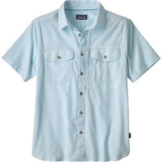 Patagonia Cayo Largo II Short-Sleeve Shirt - Men's