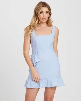 Briella Frill Pocket Dress