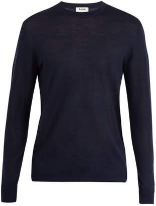 Acne Studios Nino wool sweater