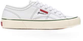 Superga lace-up sneakers