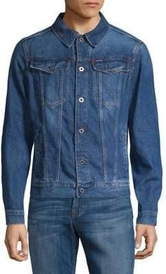 G Star Denim Button-Down Shirt