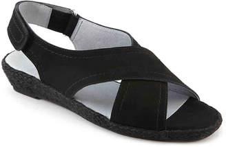 David Tate Modesta Espadrille Wedge Sandal - Women's