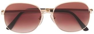 Emmanuelle Khanh M300 aviator sunglasses