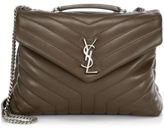 Saint Laurent Medium Lou Lou Chain Strap Shoulder Bag