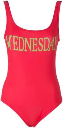 Alberta Ferretti Wednesday Swimsuit