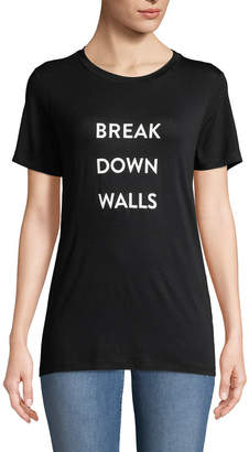 Prabal Gurung Break Down Walls T-Shirt