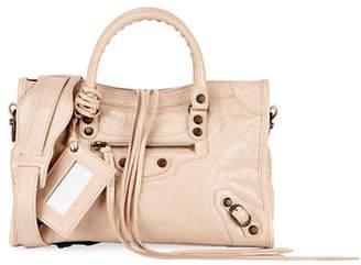 Balenciaga Giant 12 Brass City Small AJ Satchel Bag