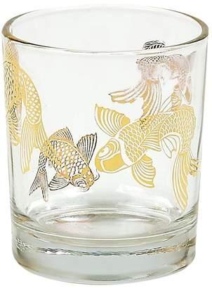 Impulse IMPULSE! Koi 9 oz Glass Cocktail Glasses