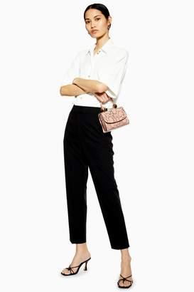 Topshop TALL Black Cigarette Trousers