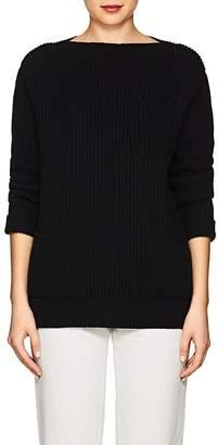 Marc Jacobs Women's Wool-Cashmere Bateau-Neck Sweater