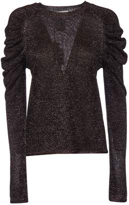 Circus Hotel Ruched Sweater