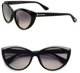 Tom Ford Martina Classic Cat's-Eye Sunglasses