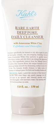 Kiehl's Since 1851 - Rare Earth Deep Pore Daily Cleanser, 150ml - Colorless $22 thestylecure.com