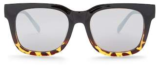 Quay Libre 70mm Square Sunglasses