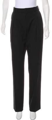 Bouchra Jarrar Wool High-Rise Pants w/ Tags