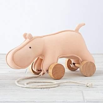 Zoo Crew Hippo Pull Toy