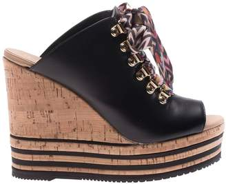 Hogan Wedge Shoes Shoes Women
