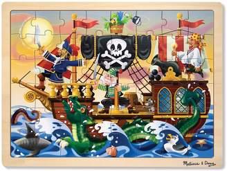 Melissa & Doug Pirate Adventure Jigsaw Puzzle