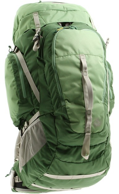 Kelty Coyote 75 Women's (Jade) - Bags and Luggage