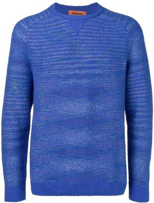 Missoni long-sleeve fitted sweater