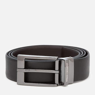 2656fe5b Armani Exchange Belts For Men - ShopStyle UK