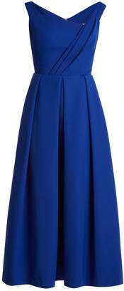 Preen by Thornton Bregazzi Finella stretch-cady midi dress