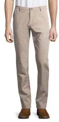 HUGO BOSS Rise 3-D Slim-Fit Chino Pants