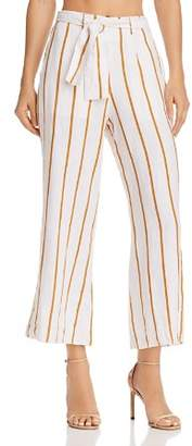 Faithfull The Brand Como Striped Crop Pants