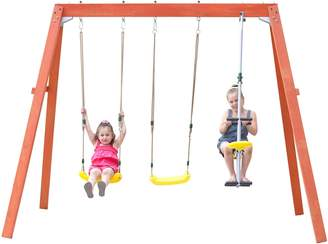 Lifespan Forde Double Swing & Glider Play Set