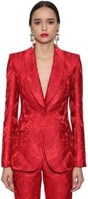 Dolce & Gabbana Angels Jacquard Blazer