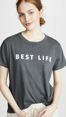 David Lerner Best Life Boyfriend Tee