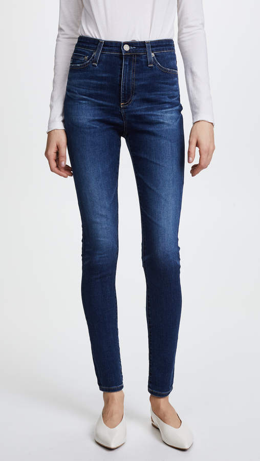The Mila High Rise Skinny Jeans