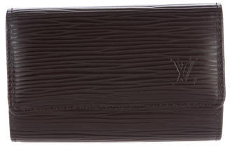 Louis Vuitton Louis Vuitton Epi 6 Key Holder
