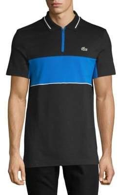 Lacoste Colourblock Short-Sleeve Polo