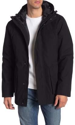 Joe Fresh Hooded Inner Zip Liner Coat