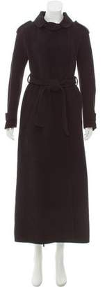 Max Mara 'S Belted Long Coat