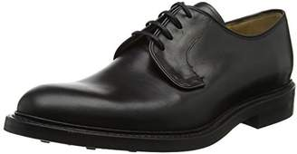 Barker Men''s Kingswood Derbys, (Black Calf), 42 EU