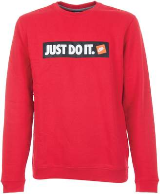 Nike Just Do It Crewneck