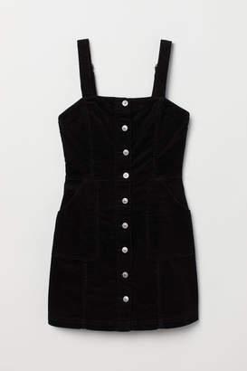H&M Dungaree dress - Black