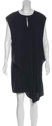 Tibi Sleeveless Mini Dress