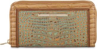 Brahmin Suri Turquoise Tiete Wallet