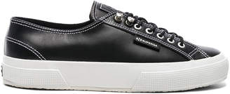 ALEXACHUNG x Superga Low Top Leather Sneaker
