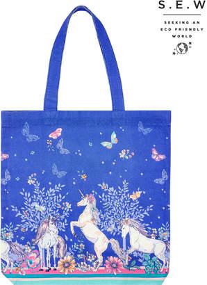 Monsoon S.E.W Tabitha Organic Shopper Bag