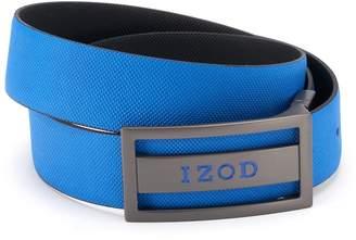 Izod Men's Reversible Leather Golf Belt